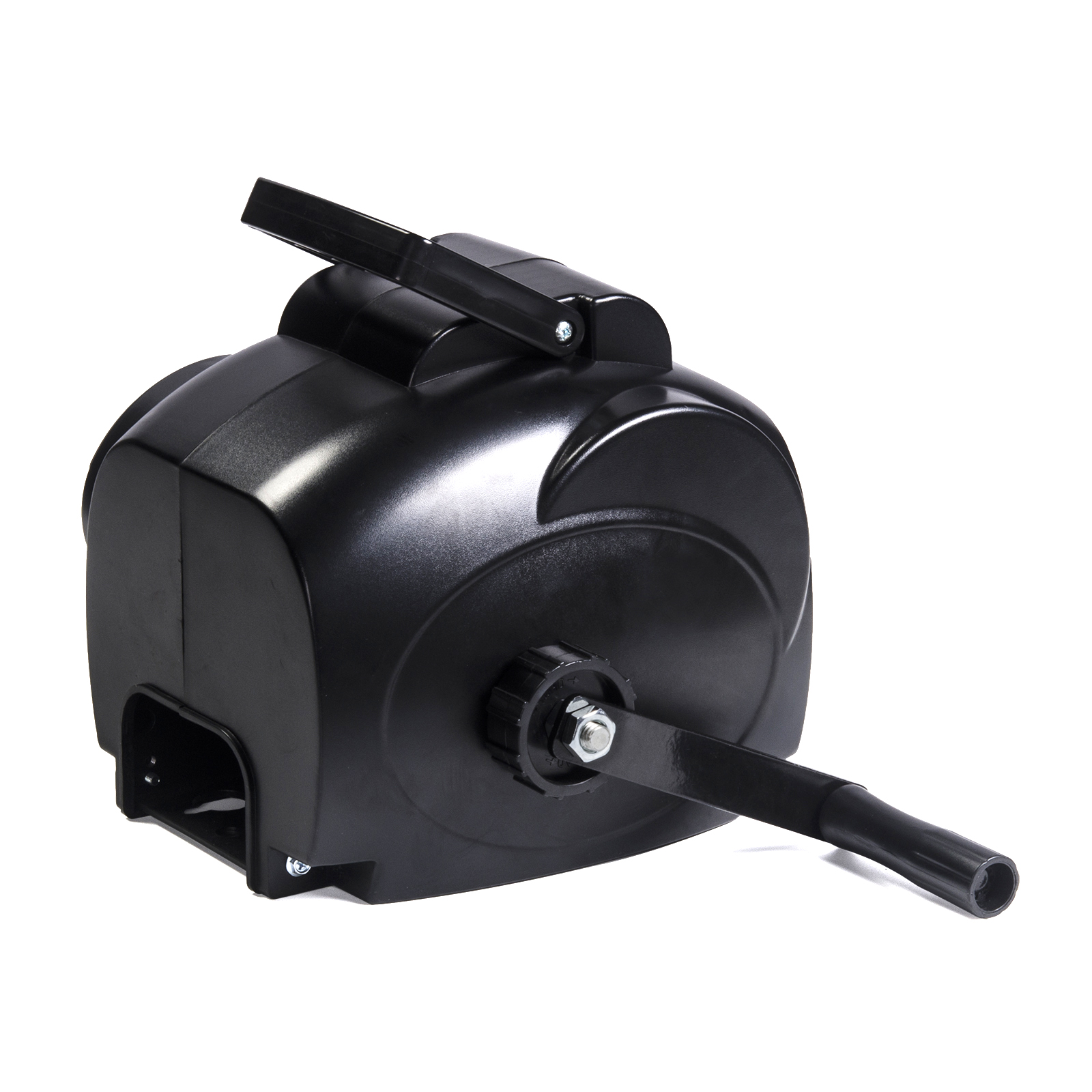 I Max 12v 3500lbs Portable Detachable Electric Cable Boat Winch Atv Imax Wiring Diagram Img