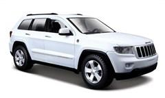 2011-2013 Jeep Grand Cherokee Laredo 1:24 Diecast Model