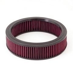 Air Filter, Round Synthetic-Jeep CJ, Wrangler YJ, SJ (1966-1991)