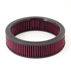 Air Filter Synthetic Round Jeep CJ 232 Or 258 Wrangler YJ 258