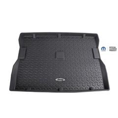 Jeep Logo All Terrain Cargo Liner for Jeep CJ and YJ (1976-1995)
