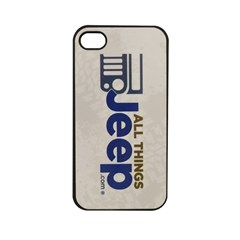 All Things Jeep Hard Cover Case for iPhone