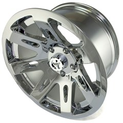 XHD Wheel - 17X9 Wrangler JK 2007-2017 Chrome Rugged Ridge
