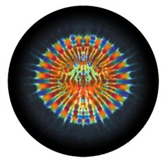 CLOSEOUT - Aztec Tie Dye Tire Cover