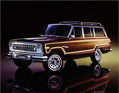 Jeep Poster/Print 1978 AMC Jeep Wagoneer Limited