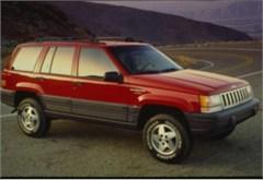 Jeep Poster/Print 1993 Jeep Grand Cherokee Laredo ZJ