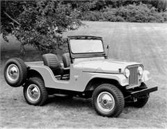 Jeep Poster/Print 1963 Willys Jeep CJ5