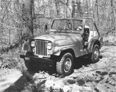 Jeep Poster/Print 1977 AMC Jeep CJ5