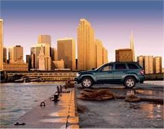 Jeep Poster/Print 2007 Jeep Grand Cherokee Limited (Wharf)