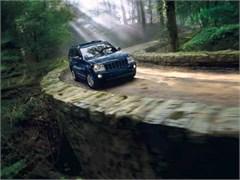 Jeep Poster/Print 2007 Jeep Grand Cherokee (Narrow Twisties)