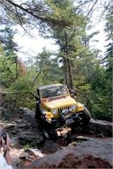 Jeep Poster/Print Jeep Wrangler TJ Off Road