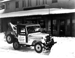 Jeep Magnets, 1954 Jeep CJ-5
