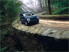Jeep Magnets, 2007 Jeep Grand Cherokee (Narrow Twisties)