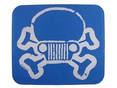 Mousepad Jeep Skull & Crossbones