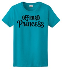 Offroad Princess Women's Tee Shirt