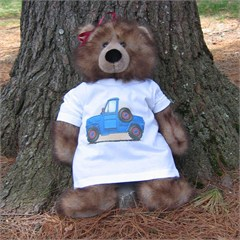 """CLOSEOUT - Little Wheelers™ """"Blue Pick-Me-Up Truck"""" Tee for Kids"""