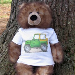 """CLOSEOUT - Little Wheelers™ """"Rough & Ready Mangler"""" Tee for Kids"""