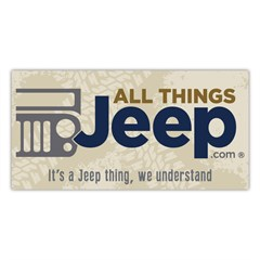 All Things Jeep Decal