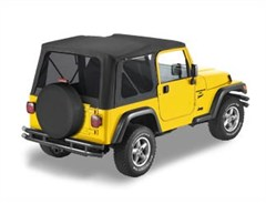 Bestop Replace-a-top Skin w/Tinted Windows TJ 1997-2002