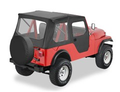 Bestop Tigertop™ Softop for Jeep®s, CJ5, M38-A1