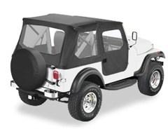 Bestop Tigertop Softop for Jeep CJ-7