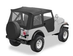 Bestop Supertop® for Jeep CJ5
