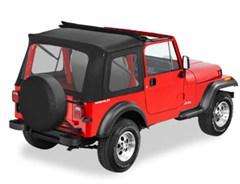 Bestop Sunrider Soft Top for Jeep CJ-7 & Wrangler 1976-1995