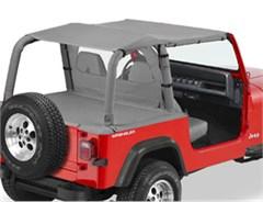 Safari Bikini Top, Jeep YJ (1992-1995), Bestop