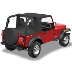 Halftop™, Jeep Wrangler YJ (1992-1995), Bestop