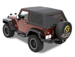 Bestop Trektop Frameless Soft Top for Jeep Wrangler JK 2 Door 2007-2018  sc 1 st  All Things Jeep & All Things Jeep - Bestop Trektop Frameless Soft Top for Jeep ...
