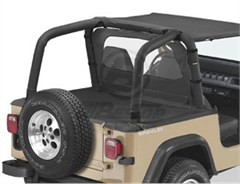 Bestop Sport Bar Covers, for Jeep® Wrangler, 1992-1995