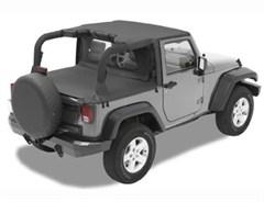 Bestop Windjammer for Jeep Wrangler 2 door 2007-2017