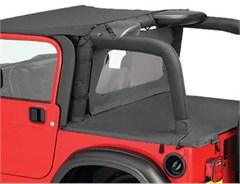 Bestop Windjammer for Jeep Wrangler TJ & LJ Unlimited 2003-2006
