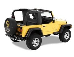 Bestop Windjammer WrapAround Jeep Wrangler 03-06