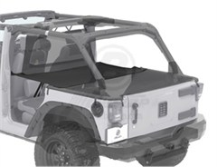 Bestop Duster Deck Cover Extension Wrangler JK 4 Door 2007-2017