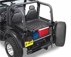 Bestop®  Extendatrunk™ Secure Rear Storage for Jeep Wranglers