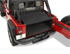 Bestop®  Flexatrunk™ Secure Storage for 2007-2010 Jeep Wranglers - #42635