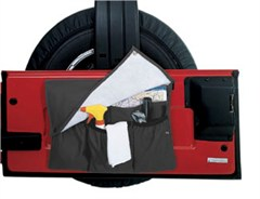 Bestop Tailgate Organizers for Jeeps