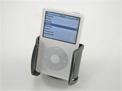 Mobile iPod Docking Cradle Kit, Black (Mounts on Dashboard Vent)