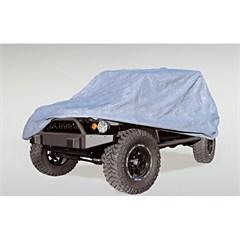 Car Cover Wrangler JK 2D 2007-2017 3 Layer Rugged Ridge