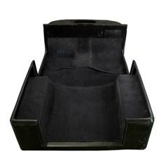 Deluxe Black Carpet Kit for Jeep Wrangler TJ (1997-2006)
