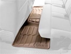 Catch-It Rear Floor Liners Jeep Wrangler JK 4D 2007-2017 Tan Rampage