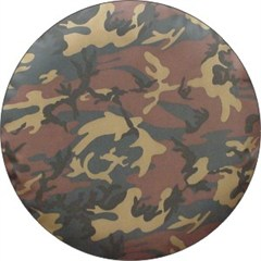 Spare Tire Cover - Camouflage