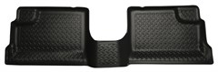 Classic Style Floor Liners for Jeep Wrangler JK 4D 2011-2013 Black - Rear