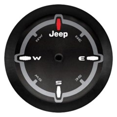 Compass Design Tire Cover for Jeep Wrangler 2018 JL/JLU by Mopar