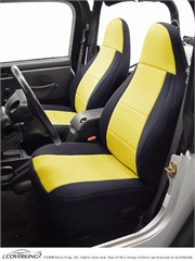 Neoprene Front Seat Covers for Jeep CJ (1976-1986) - CoverKing