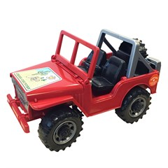 Cross Country Off-Road Jeep Toy