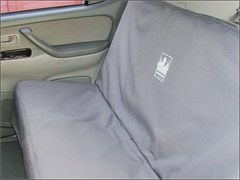 Jeep / SUV Backseat Cover by Canvasback (Xlarge)