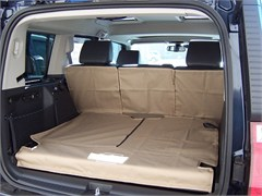 Jeep Commander 2007-2010 Canvasback Cargo Liner