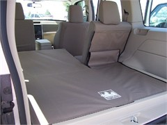 Cargo Liner by Canvasback for Jeep Liberty (2008-2012)